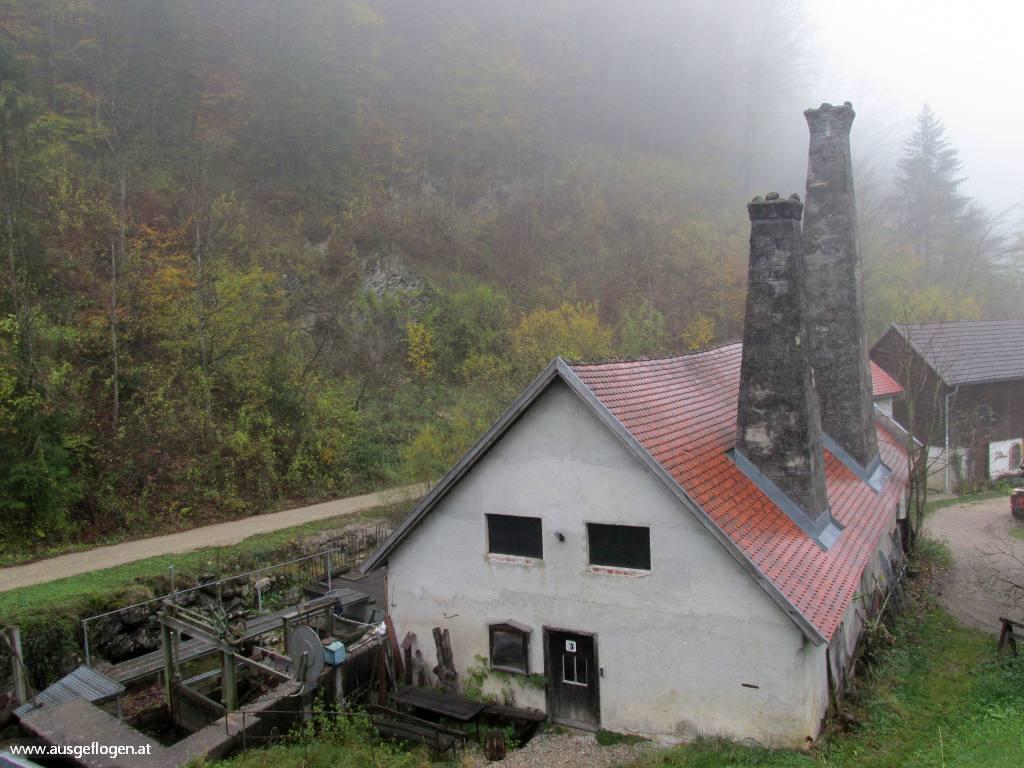 Ybbsitz Schmiedemeile Einöd Hammer
