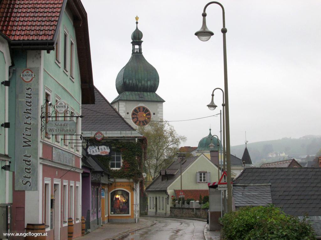 Waidhofen/Ybb Ybbsuferweg