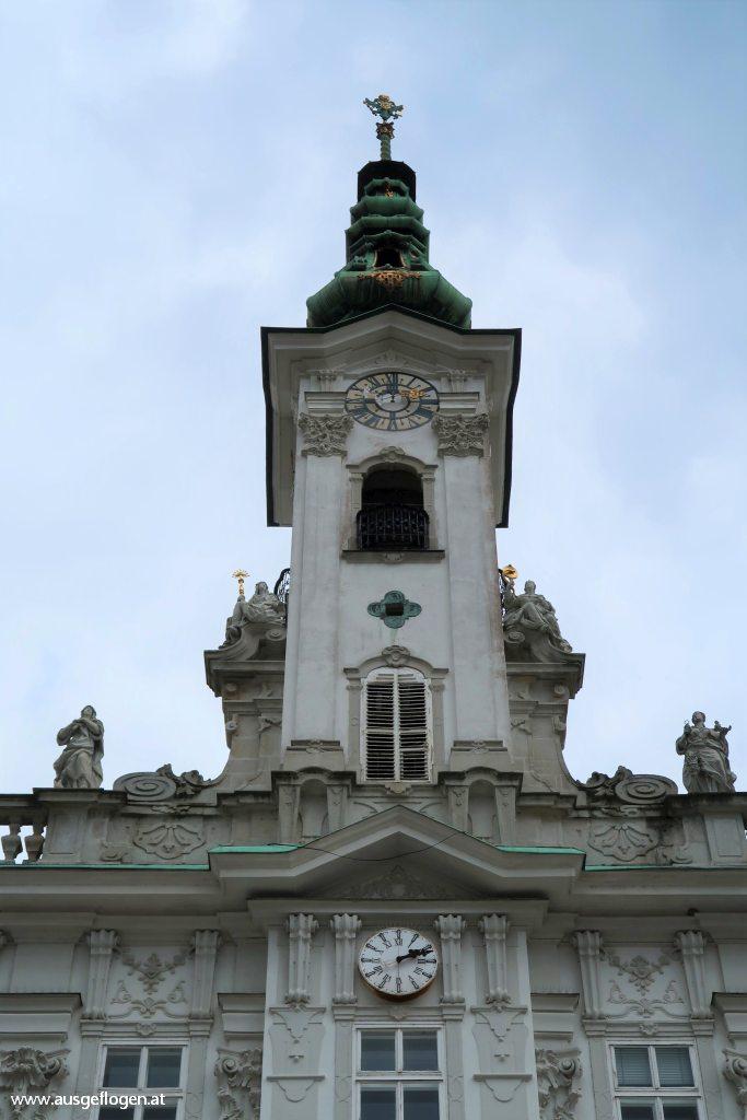 Rathaus Steyr Sehenswürdigkeiten