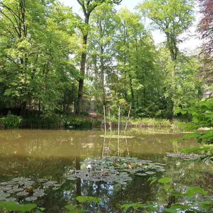 Steyr Sehenswürdigkeiten Schlosspark Lamberg