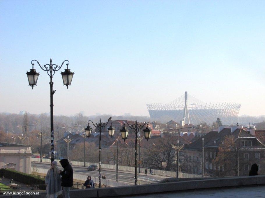 das alte Warschau