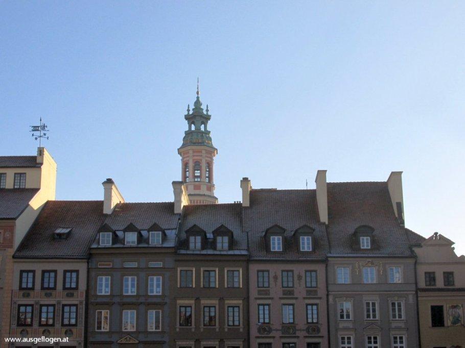 Warschau Altstadtmarkt