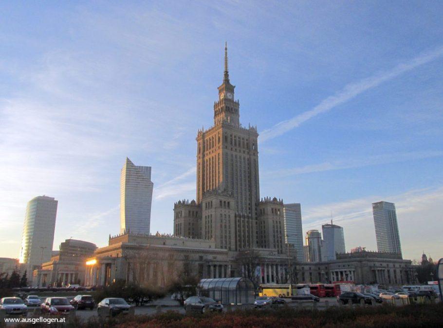 warum Warschau besuchen