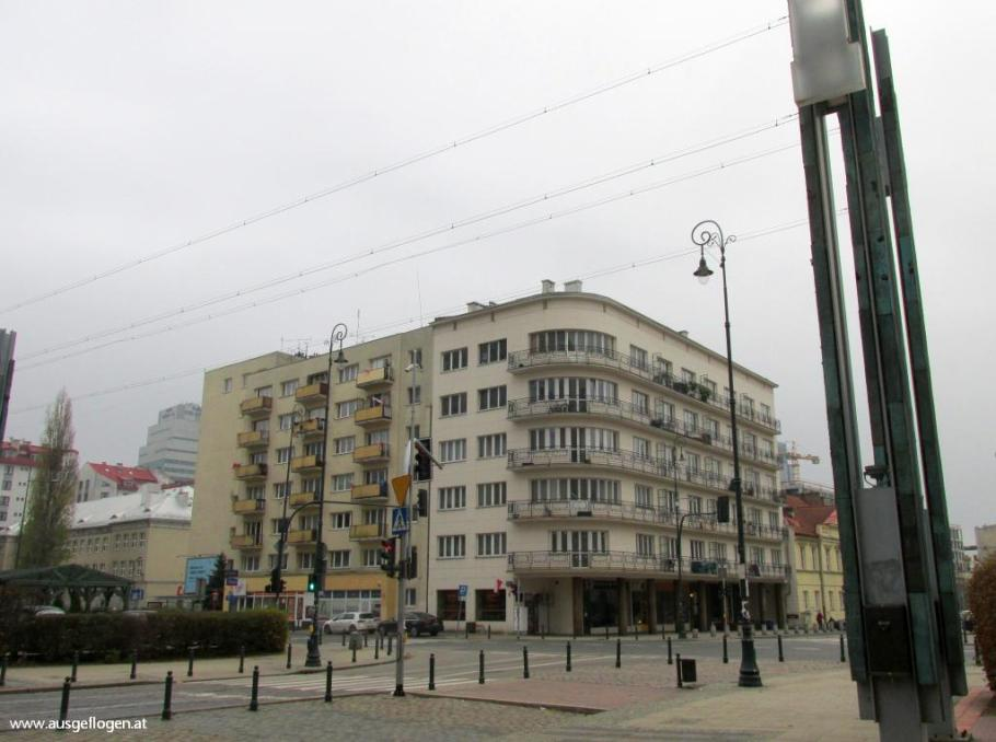 Reste Warschauer Ghetto