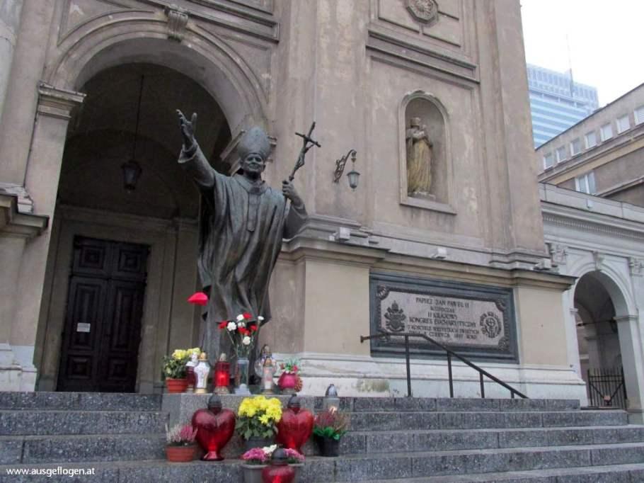 Papst Johannes Paul II polnisch