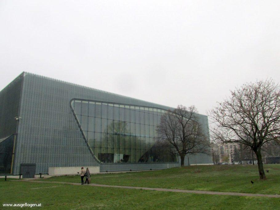 POLIN Museum jüdischer Geschichte