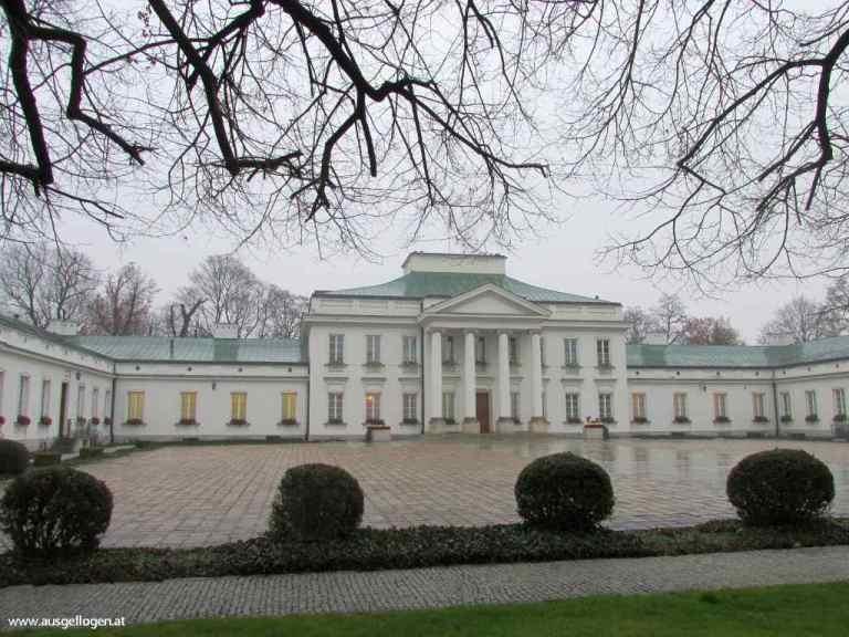 Belweder Warschau