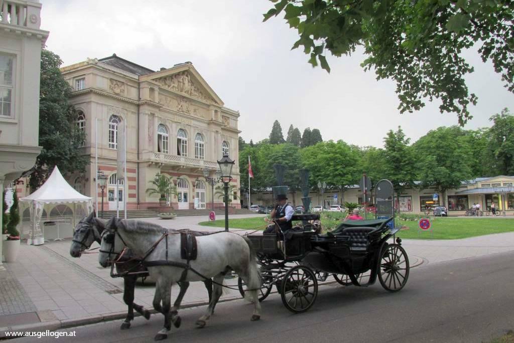 Kurstadt Baden