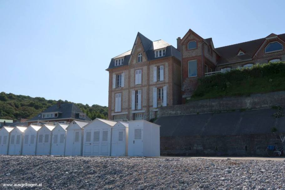 Alabasterküste Normandie Les Petites Dalles