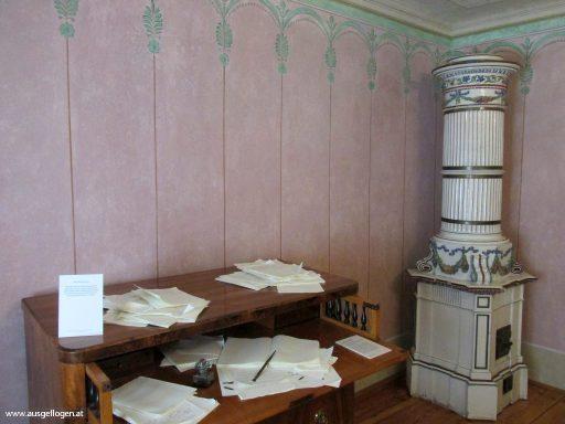 Baden Sehenswürdigkeiten Beethovenhaus