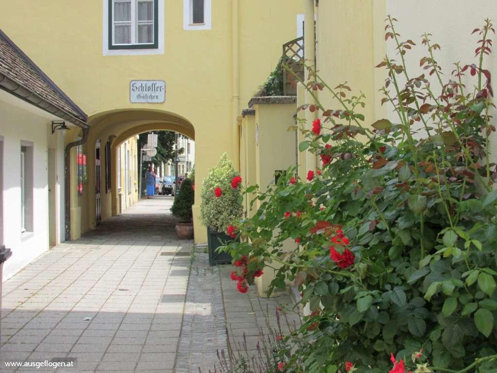 Schlossergässchen Baden