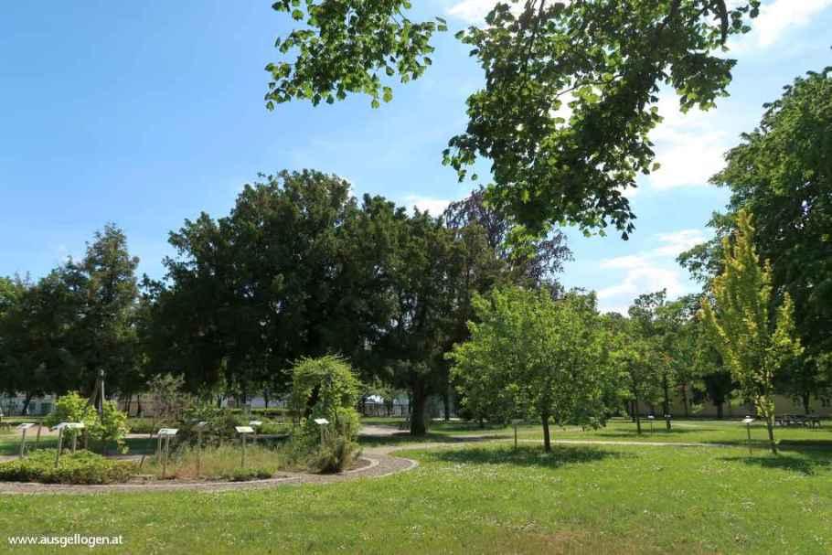 Stadtpark Rechnitz