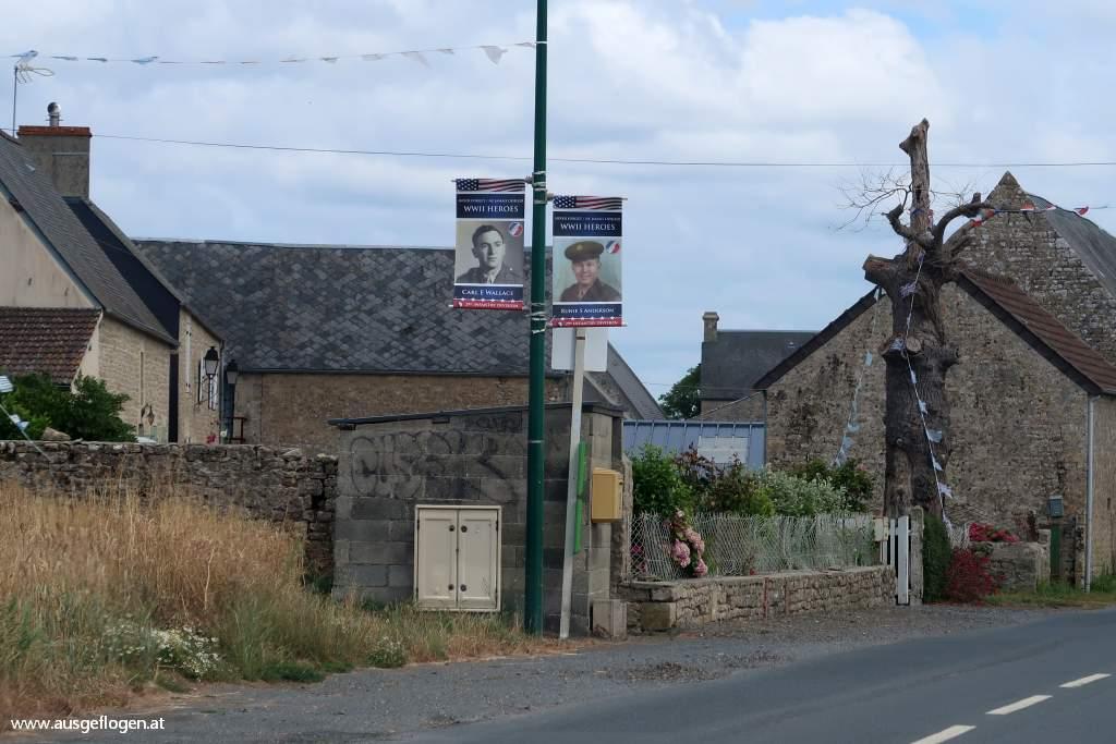 Normandie Landungsstrände