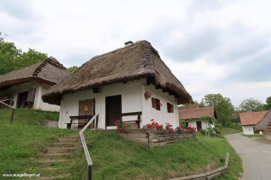Heiligenbrunn Kellerviertel Südburgenland
