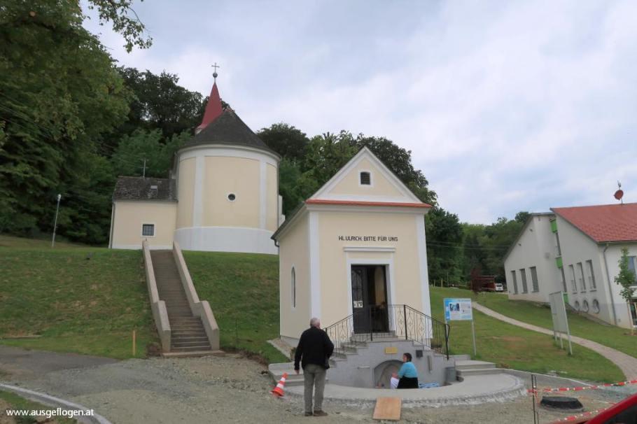 Heiligenbrunn Ulrichsquelle