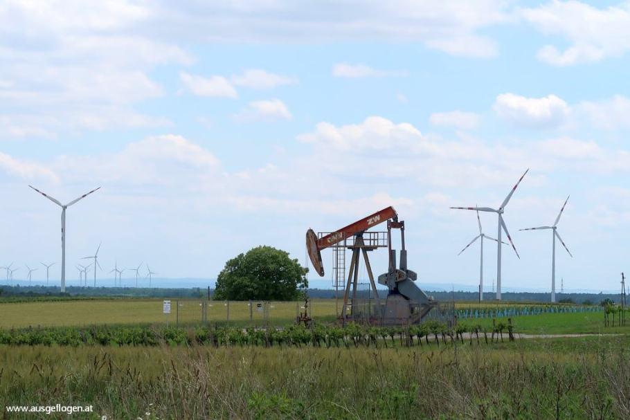 Wo Österreichs Energie zu Hause ist: im WEINVIERTLER ERD-ÖL-DORADO