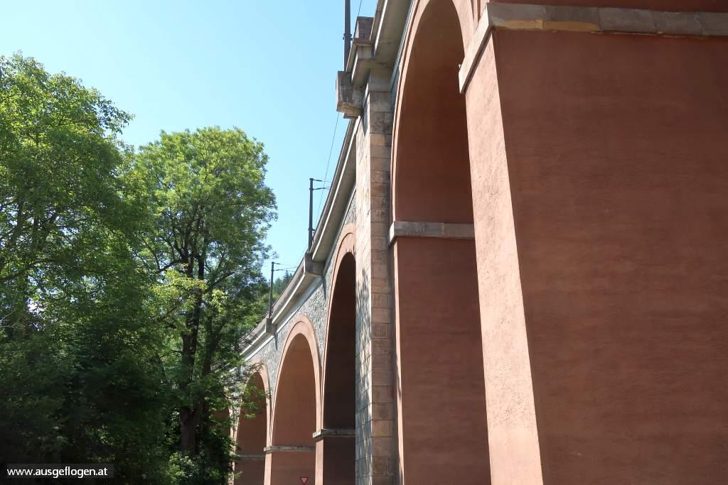 Semmeringbahn Viadukt Payerbach