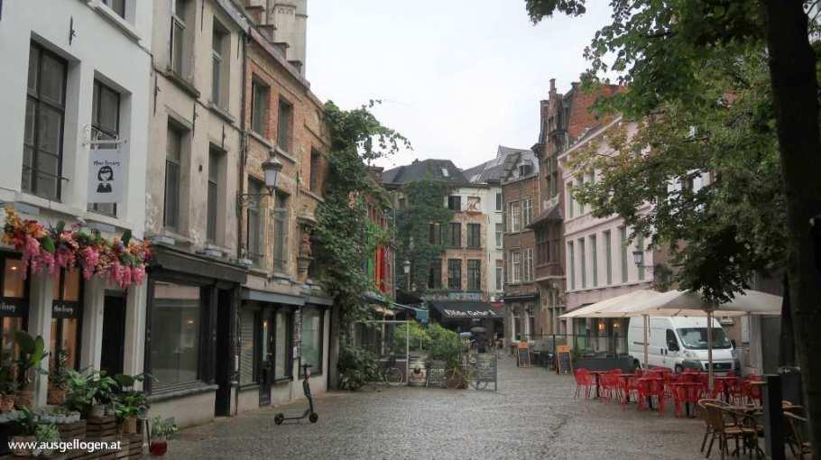 Antwerpen Städtetrip  Sehenswürdigkeiten