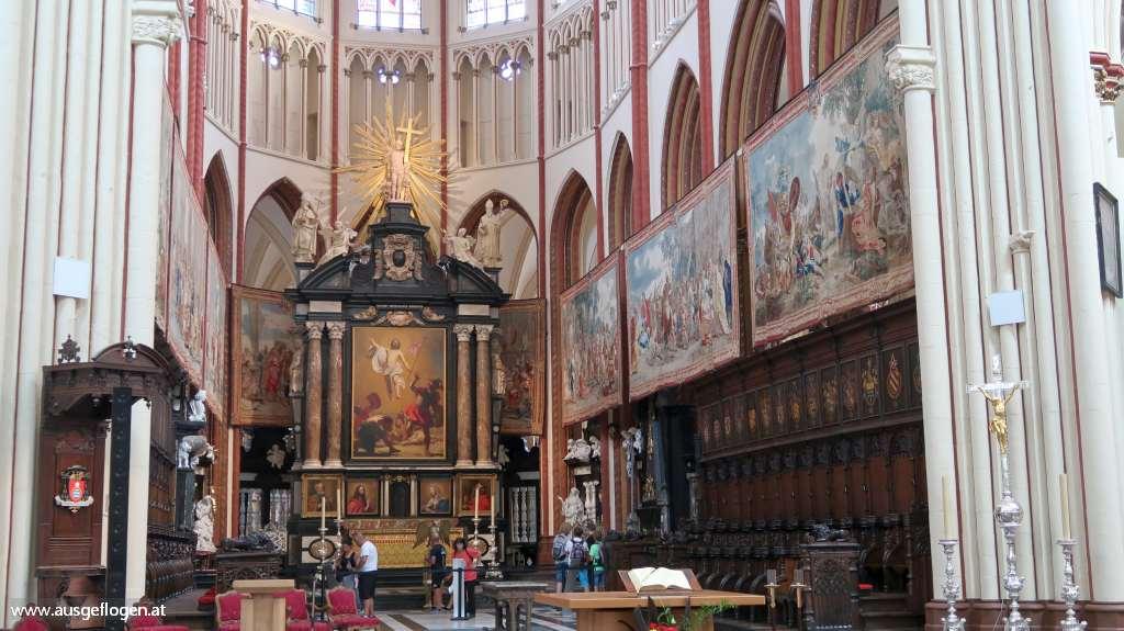 St. Salvator-Kathedrale flämische Meister