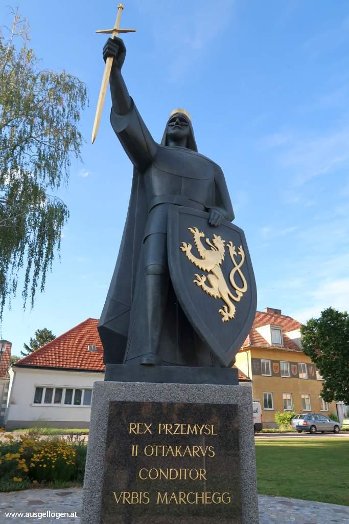 Marchegg König Ottokar II.