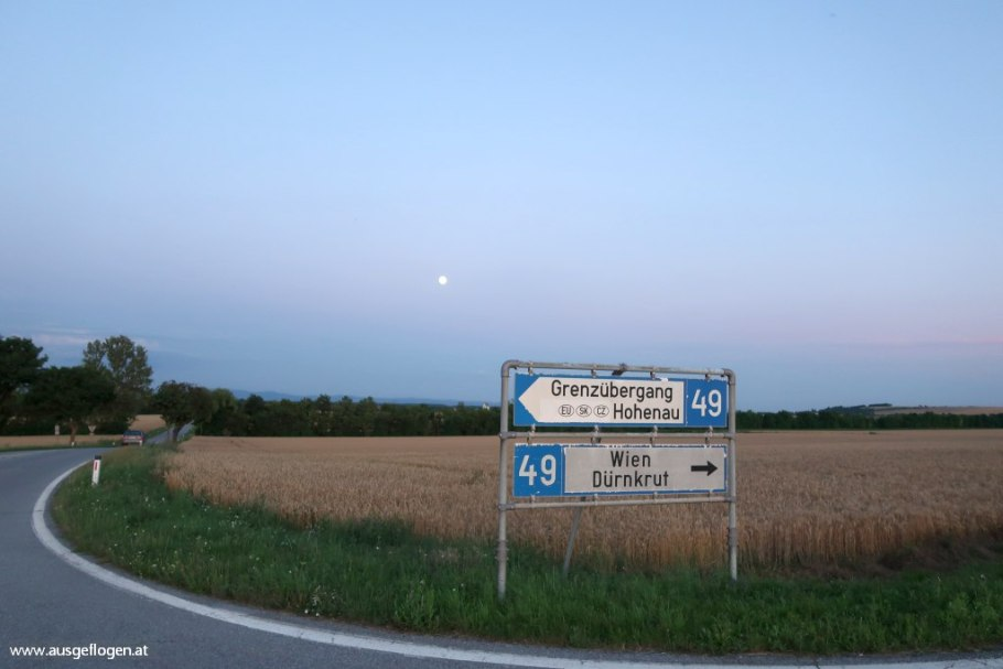 Grenze Osten Österreich
