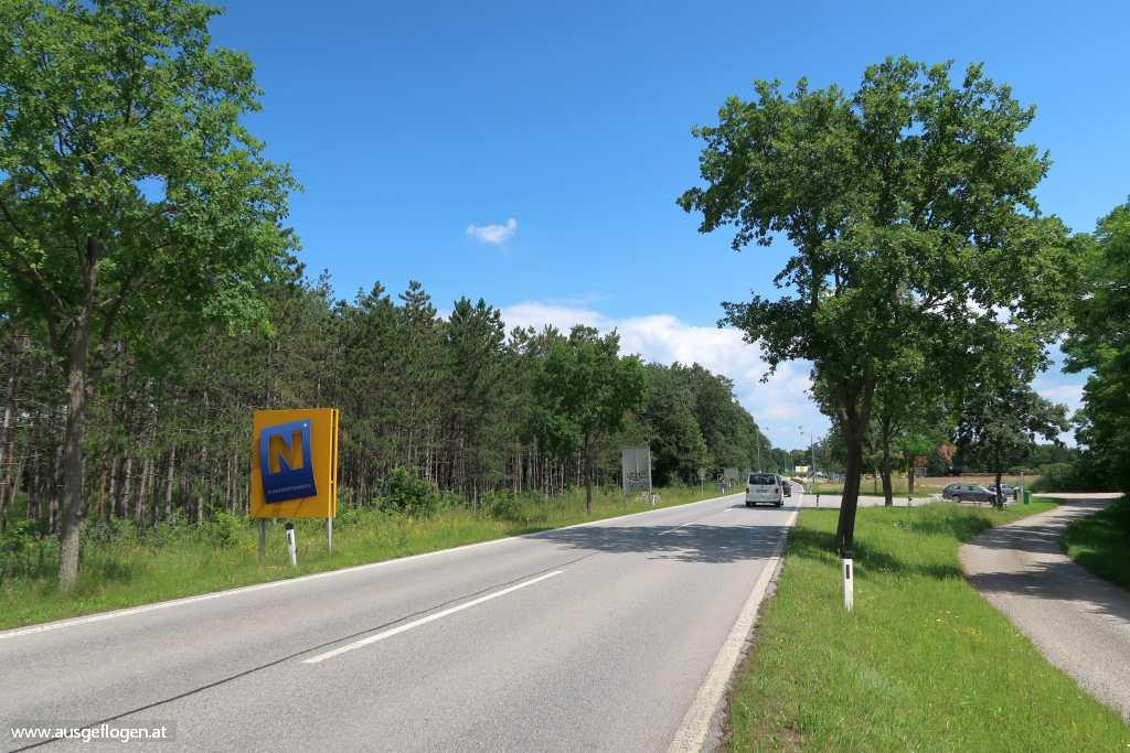 Grenze Nordosten Österreich Grenzübergang Reintal