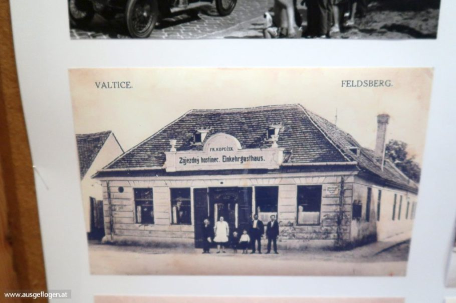 alte Aufnahmen Feldsberg