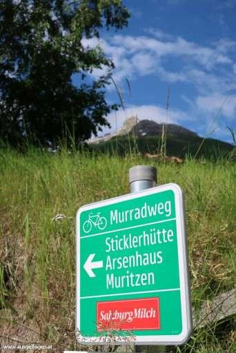 Murradweg Sticklerhütte