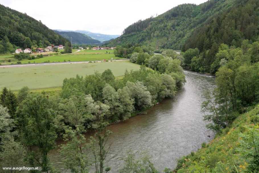 Murradweg Hochsteiermark