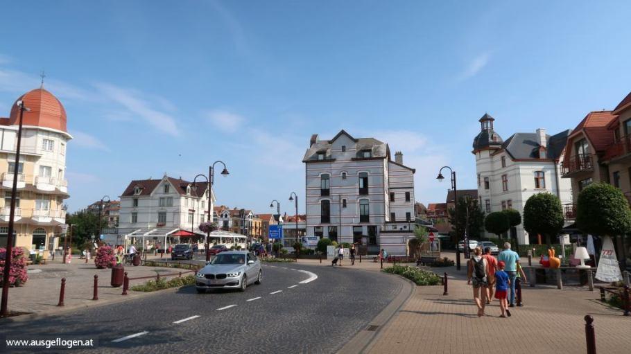 De Haan belgische Küste