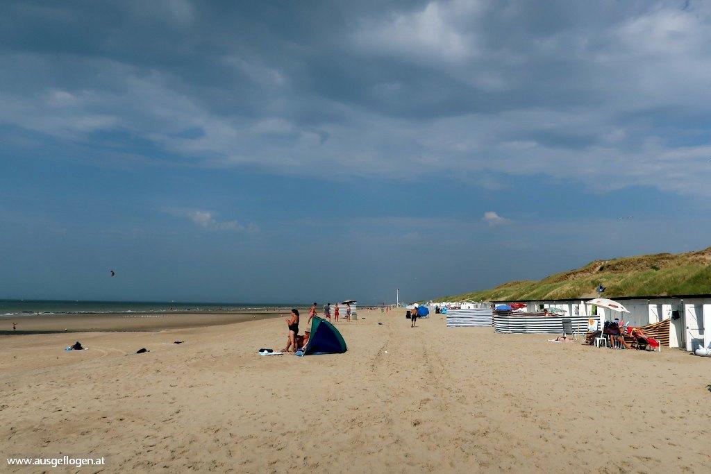 belgische Küste Oostende