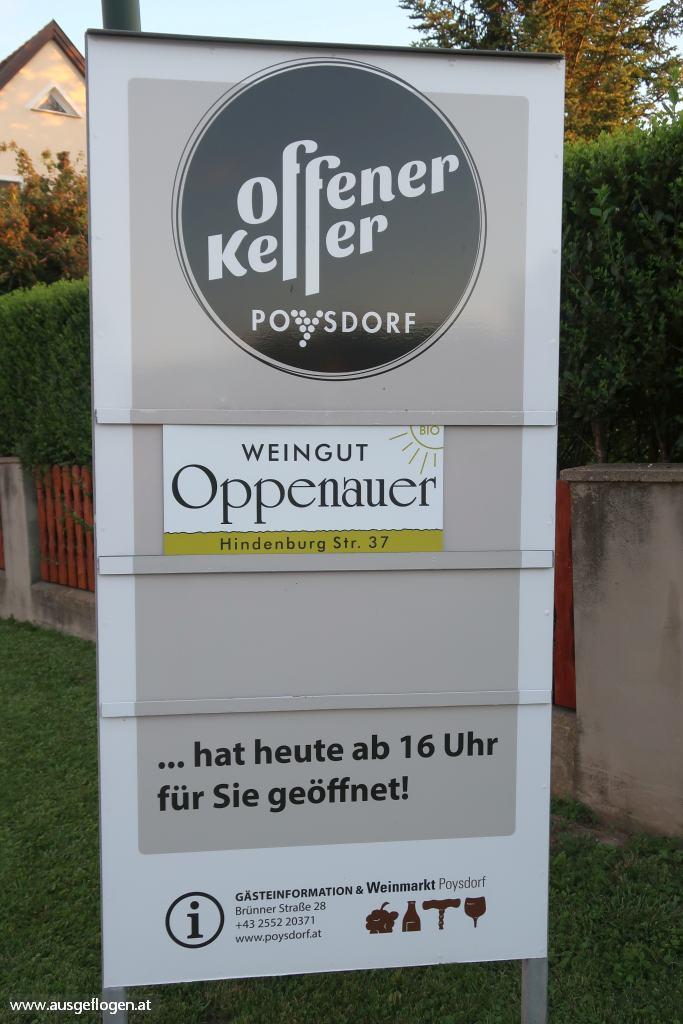 Poysdorf offener Keller
