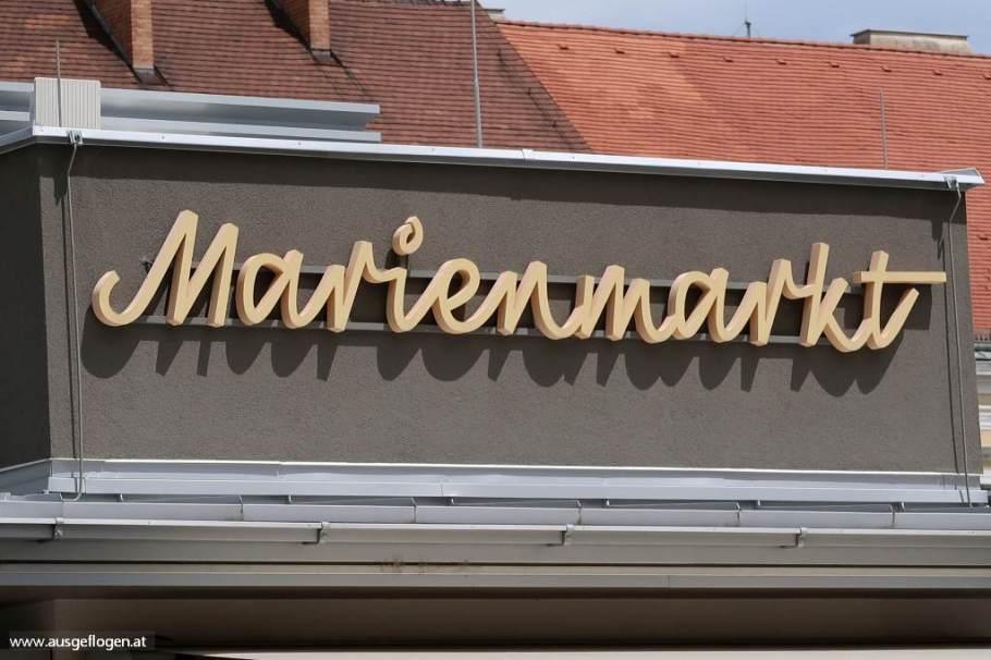 Wiener Neustadt Sehenswürdigkeiten Marienmarkt