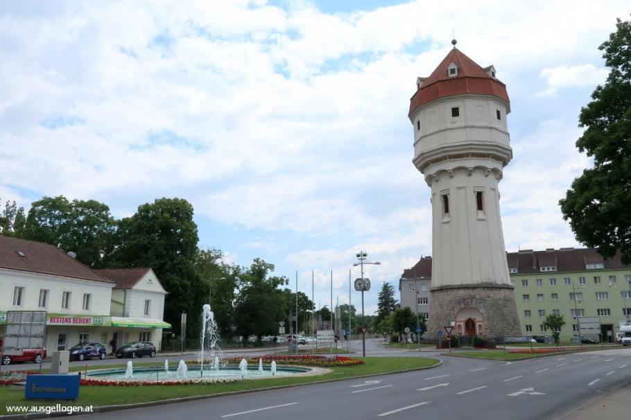 Wasserturm Wiener Neustadt