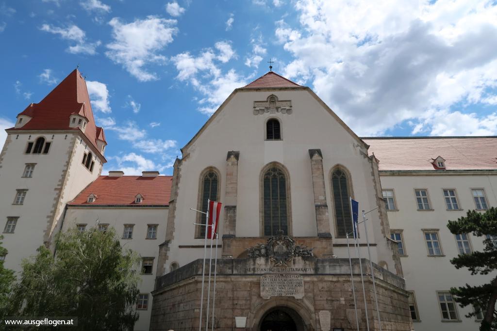 Wiener Neustadt Sehenswürdigkeiten Burg