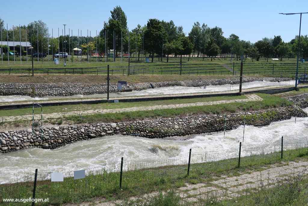 Wassersportgelände Čunovo