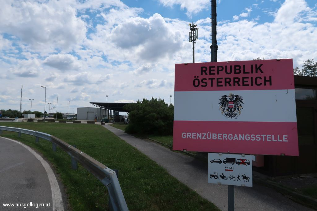 Grenzübergang Nickelsdorf