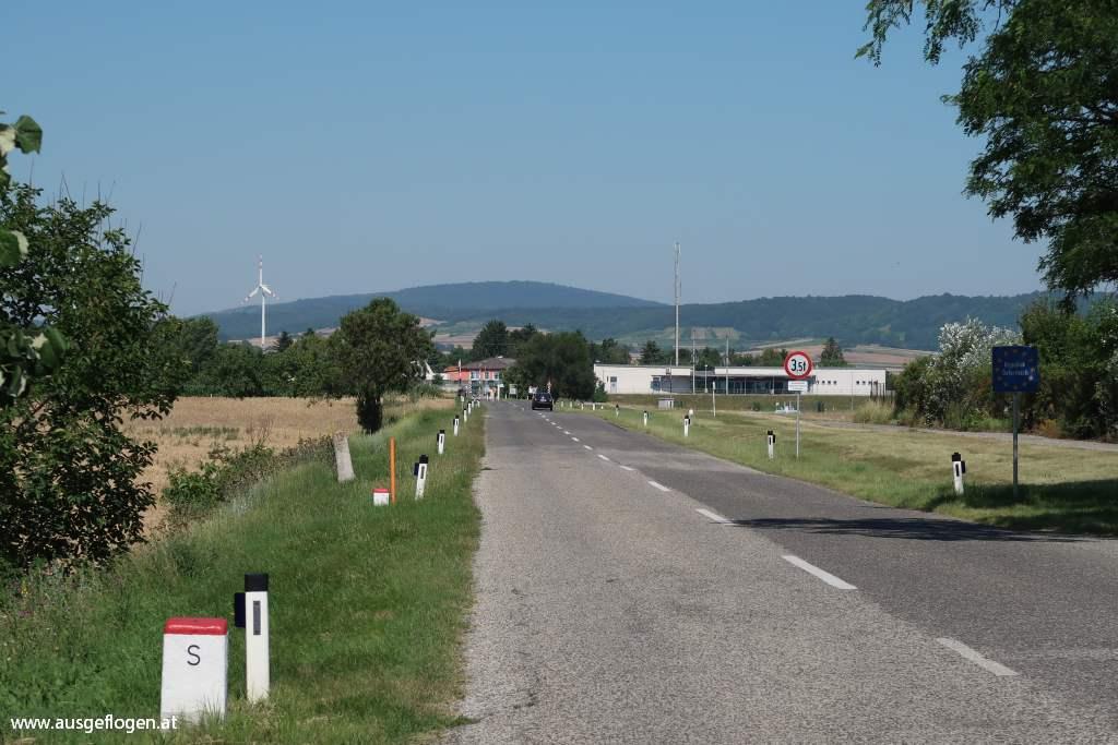Grenzübergang Kittsee Jarovce