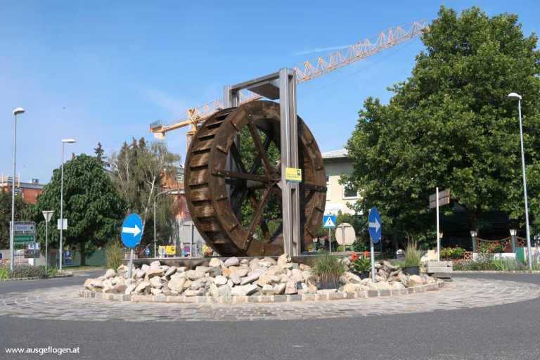 Kreisverkehr Hollabrunn