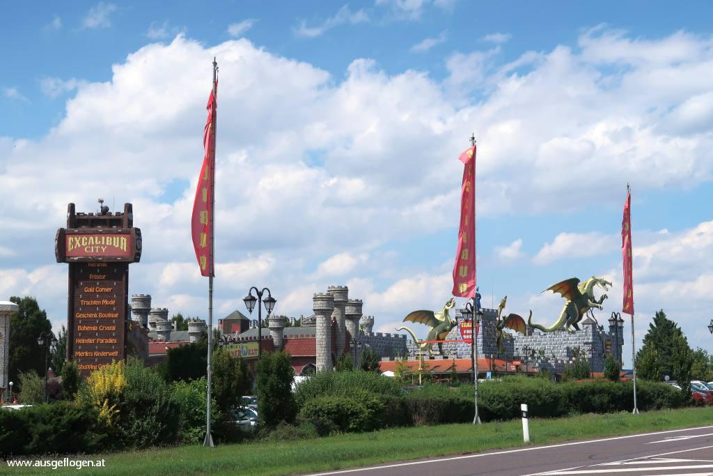 Pulkautal Kleinhaugsdorf Excalibur City