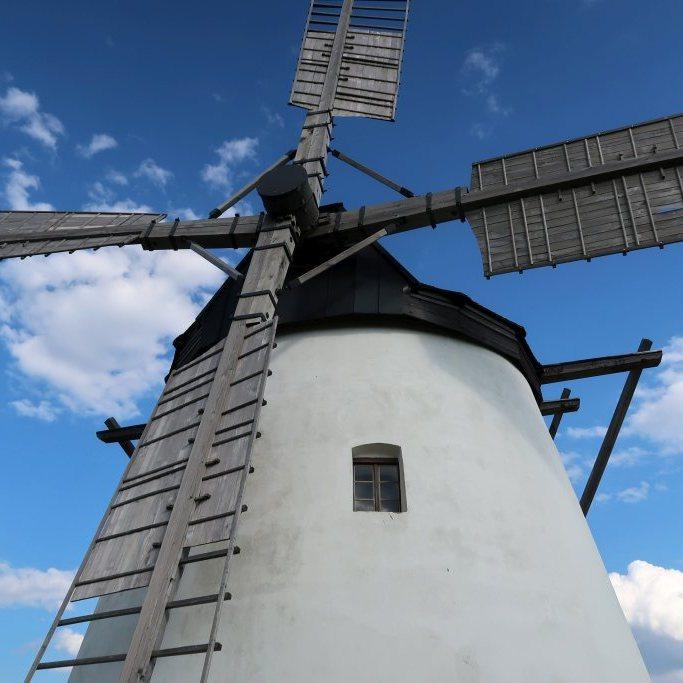 Windmühle Retz Ausflugsziele Niederösterreich