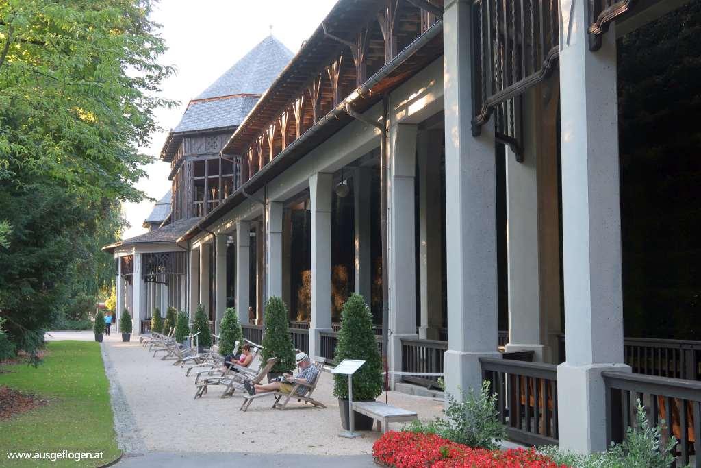 Bad Reichenhall Gradhierhaus
