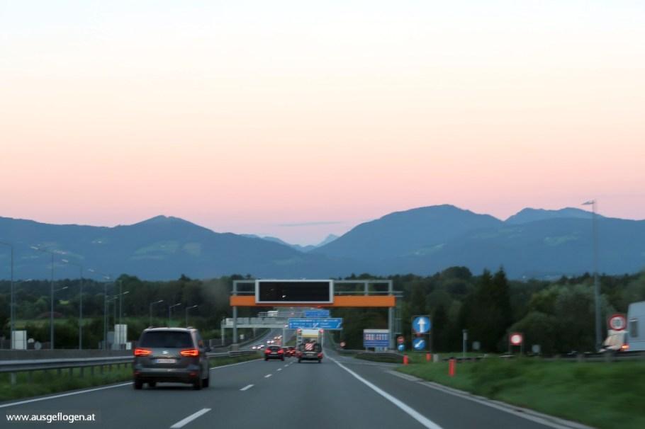 Autobahngrenzübergang Walserberg