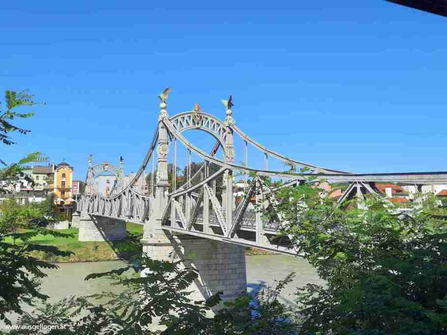 Salzachbrücke Oberndorf Laufen
