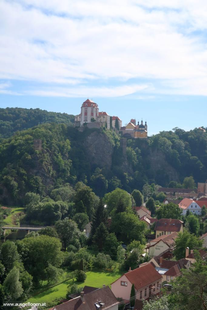 Schloss Frain Vranov Thayatal