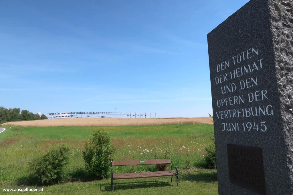 Grenzübergang Fratres Slavonice