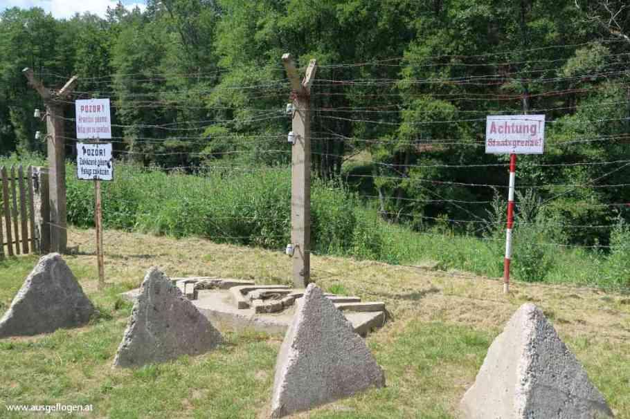 nördlichster Punkt Österreichs Rottal