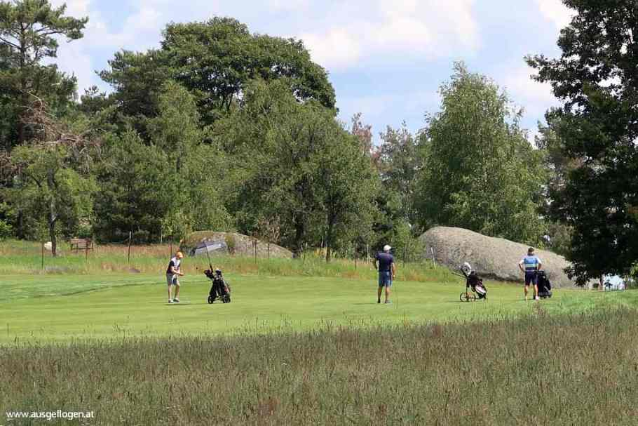 nördlichster Punkt Österreichs Golfplatz Haugschlag