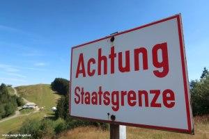 Grenzen Österreich