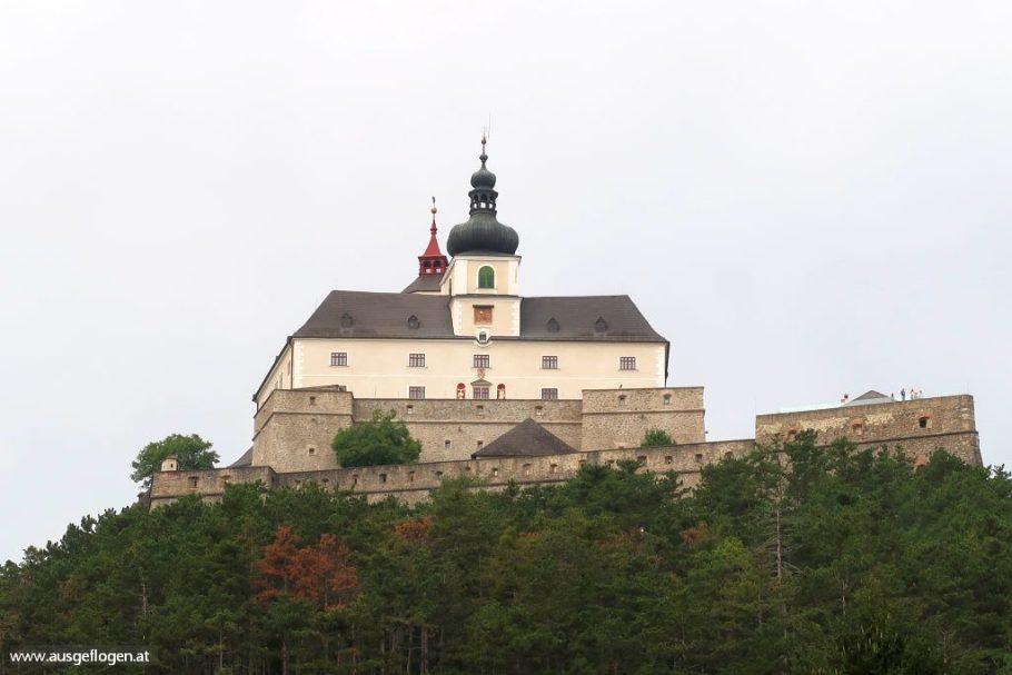 Burg Forchtenstein Mattersburg Sehenswürdigkeit Burgenland